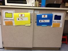 Miss Allison's Class: Sensory Saturday--Sensory Folders
