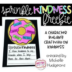 Smitten with First: Sprinkle Kindness FREEBIE