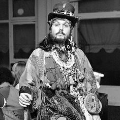 Gris Gris' hoodoo voodoo ba doom Dr. John the Night Tripper. The original Doctor John was seven feet tall, from West Africa and had snakes tattooed on each cheek--and was the King of New Orleans Voodoo in the early 1800's.