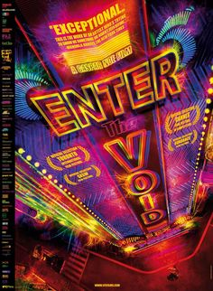 Enter the Void- a clever and fantastic original film that most people have never seen!!