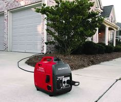 The Honda Companion Inverter Generator is the super-quiet portable solution for safely powering sensitive electronics. Portable Inverter Generator, Honda Generator, Grid, Hunting, Survival, Camping, Club, Tools, Electronics