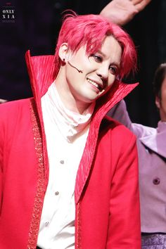 Kim Junsu's 'Dracula' preview show at Seoul Arts Center 140715