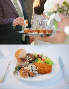 Wild Dunes Resort Weddings// Yum! Catering and Snacks
