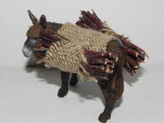 Nativity Pesebre Presepio Animal Donkey Use w Fontanini Figurine | eBay