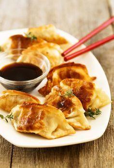 Jiaozi – Ravioli cinesi