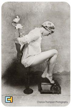 Chance Thompson Photography, Fine Art, Photography, Black and White, Unique portraits, Art, flower design, conceptual