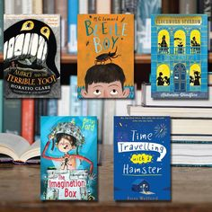 """We recently held the first Awesome Book Awards at Cranleigh, with """"Time Travelling with a Hamster"""" by Ross Welford being crowned the winner! If you have not read about the book awards yet, you can do so here: www.cranprep.org/awesome   We cant wait for next year!"""