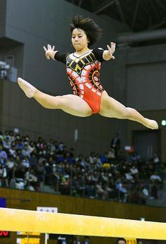 村上が2種目で優勝 豊田国際体操最終日
