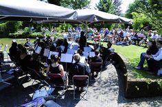 Buitenconcert, #Operadagen #Rotterdam 2011, Trompenburg Tuinen & Arboretum, Photo Maarten Laupman