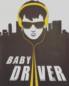 Edgar Wright& Baby Driver Script Opening Promises A Film Driven By Music Movie Poster Art, Film Posters, Love Movie, Movie Tv, Film Inspiration, Alternative Movie Posters, Chef D Oeuvre, Film Books, Book Cover Design