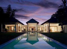 lavish villa