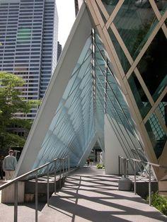 Seattle Library | Rem Koolhaas