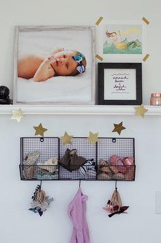 Baby Girl Nursery Tour   Mermaid Inspired