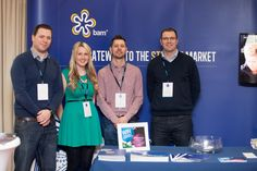 A few members of the Bam team represented at YMS 2014
