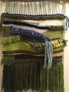 Welcome to Weaving. For discussion regarding weaving, looms, weaving drafts, and um. Loom Weaving, Tapestry Weaving, Woolen Craft, Weaving Projects, Woven Wall Hanging, Knitting Yarn, Wall Hangings, Basket Weaving, Art Inspo