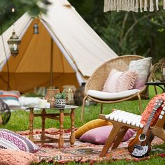 Glamping Guide: Glam