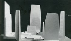William F Pedersen og Bradford S Tilney. Arkitektur i dag. Sculpture Images, Arch Model, Frank Gehry, Concept Architecture, Bradford, Inspiration, Jun, Quelque Chose, Architectural Models