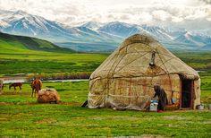 Kırgızistan'dan...