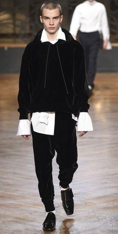 Wooyoungmi Fall 2017 Menswear