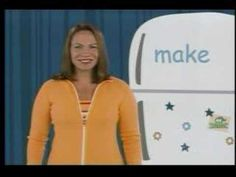 "Sign Language for Kids - ""Make"""