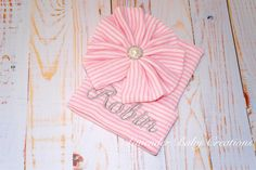 Monogrammed Baby Bib or Burp Cloth with Crown - Embroidered for ... 10434fbee04
