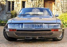 pfandango_ - Citroen SM 1971 Citroen Ds, Psa Peugeot Citroen, Aston Martin Lagonda, Classy Cars, Motorcycle Design, Top Cars, Retro Cars, France, Maserati
