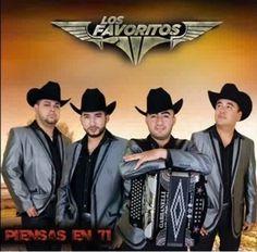 Los Favoritos - Piensas En Ti (2013) : Norteño 2013 - Sinaloa-Mp3