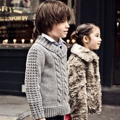 Campagne IKKS Junior - Automne/hiver 2012-2013