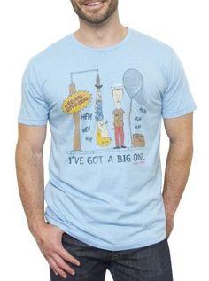 """17.00 Beavis and Butthead """"I've Got a Big One"""" T-Shirt"""