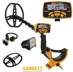 Garrett Ace 400i Metal Detector + Extras