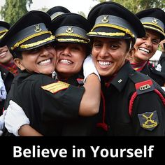 Shripad Naik who is the Minister of State for Defence has said that the Indian Army has inducted 364 women officers in the year 2019 when compared to the number of women officers inducted in the year 2018 which was Army Women Quotes, Indian Army Quotes, National Defence Academy, Nda Exam, Indian Army Wallpapers, Indian Navy, Training Academy, Ms Dhoni Photos, Army Love