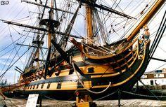HMS Victory!