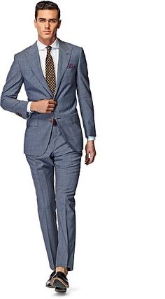 Spring/Summer 2014 Suits | Suitsupply Suit_Light_Blue_Stripe_Washington_P3534I