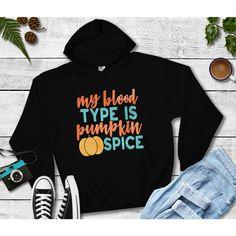 Autumn Clothes Quotes - Custom Fall Sayings Hooded Sweatshirt, Cute Fall Shirt, Autumn Design, Fall Clothes, Design, Comfortable Sweats... #AutumnClothes #Quotes Hippie Outfits, Fall Outfits, Fall Sayings, Autumn Clothes, Fall Shirts, Aesthetic Clothes, Hooded Sweatshirts, Hoods, Clothes Quotes