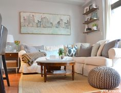 Easy Ideas For Decorating Over A Couch