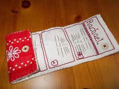 """needlecase taken from """"Stitch with Love"""" by Mandy Shaw"""