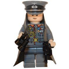 Brick Forces Minifigure German WWII Officer - Kurt