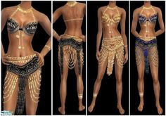 Belly dancing outfit for adults and young adults. Found in TSR Category 'Sims 2 Clothing Sets' Sims 4 Mods Clothes, Sims 4 Clothing, Sims Mods, Sims 4 Teen, Sims Cc, Sims 4 Anime, Sims4 Clothes, Sims 4 Cc Packs, The Sims 4 Download