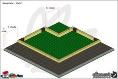 modular corner