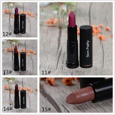 $3.99 1 Pc Long Lasting Lip Stick Matte Velvet Lip Stick Matte Lip Gloss Best Lip Stick - BornPrettyStore.com