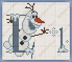 Risultati immagini per abecedario frozen punto cruz Cross Stitch Letters, Cute Cross Stitch, Counted Cross Stitch Patterns, Cross Stitch Charts, Cross Stitch Embroidery, Embroidery Alphabet, Embroidery Fonts, Olaf Frozen, Frozen Cross Stitch