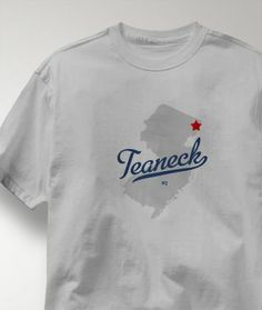 c2a3c2f6 Teaneck New Jersey NJ T Shirt Sonora California, California Coast, Tuolumne  County, Ames