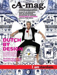 #ClippedOnIssuu from A-mag – Amsterdam Magazine: Vol 2, No. 1