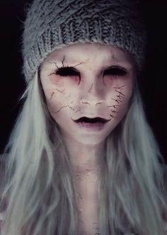 Best Scary Halloween Makeup Ideas