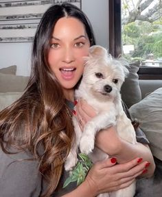 Olivia Munn Urges Pet Parents to Take Their Pets' Mental Health Seriously: It's 'So Important'