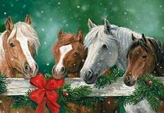 Christmas Horse                                                                                                                                                                                 More