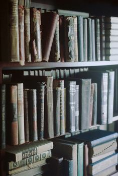 """She closed the book and put her cheek against it.  There was still an odor of library on it, of dust, leather, binding glue, and old paper, one book carrying the smell of hundreds."""