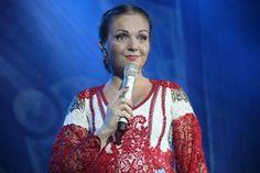 Singer Marina Devyatova