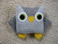 Little Pillow Pal - 5 of 12 - Owl by Julie Lapalme