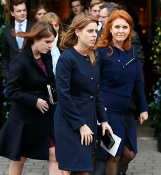 2/5/16. Royal Family Around the World: British Royal Attend a Miles Frost Memorial Service at Arundel Cathedral on February 5, 2016 in Arundel, England.